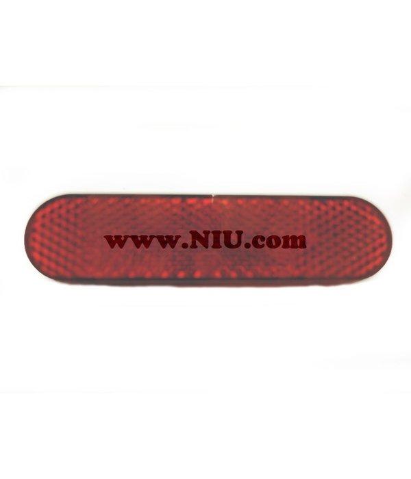 Niu NIU N1S Reflector Achterspatbord N-GT