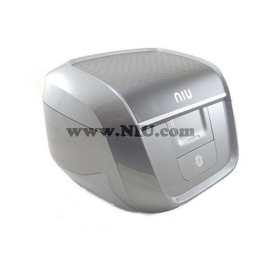 Niu NIU M1 Koffer Antraciet + Achterdrager