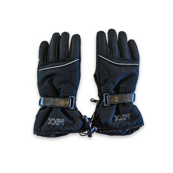 Scooter handschoenen mkx pro winter poliamid zwart