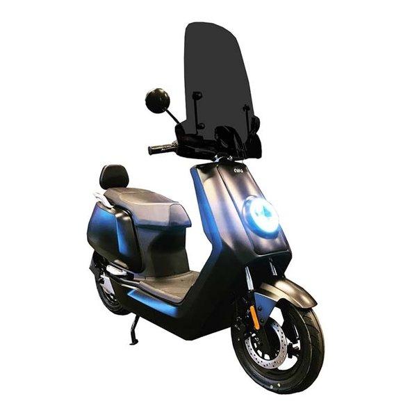 Niu N1S Elektrische Scooter Matzwart Editie