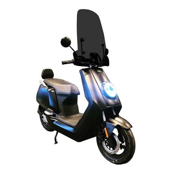 Niu NQi Sport Elektrische Scooter Matzwart Editie