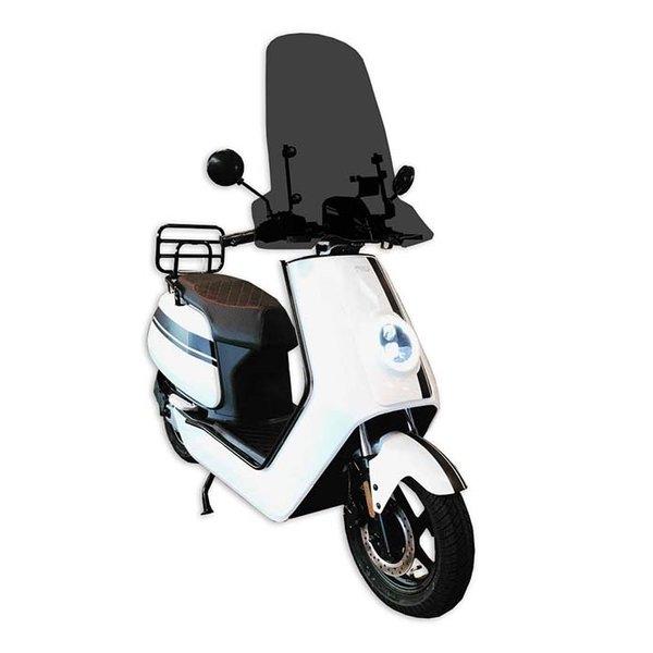 Niu N1S Elektrische Scooter Wit Sport Editie