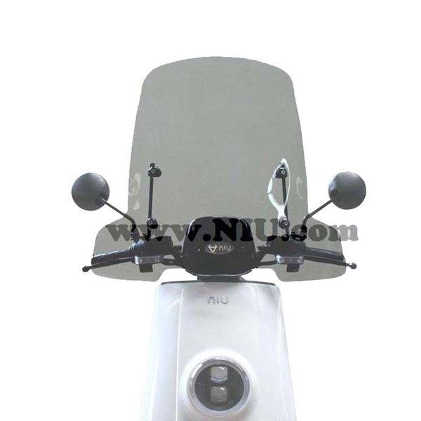 NIU N1S hoog smoke windscherm origineel