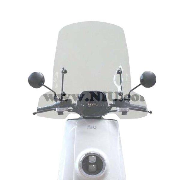 NIU N1S hoog transparant windscherm origineel