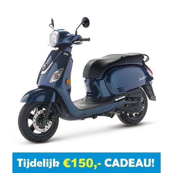 Sym Fiddle 3 50 4T Euro 4