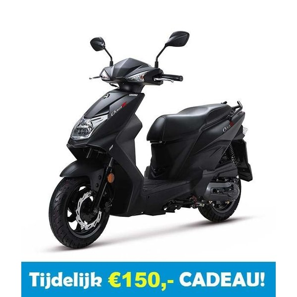 Sym Orbit 3 50 4T Euro 4