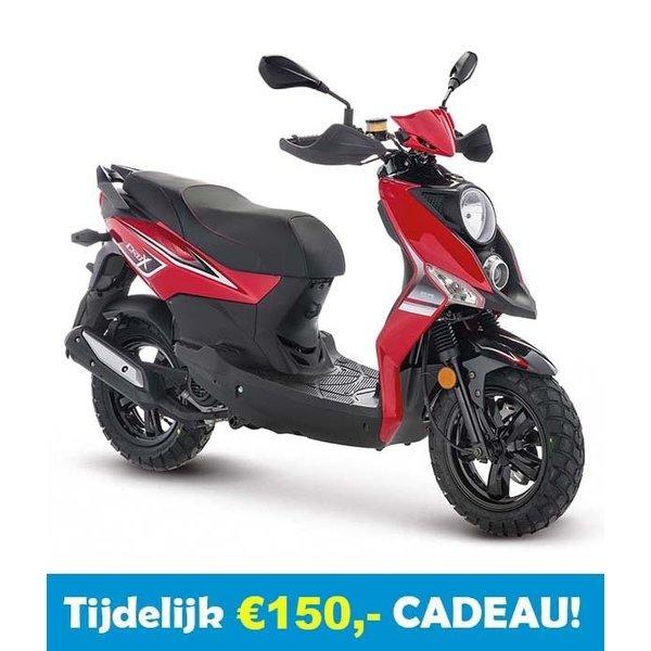 Sym Crox 50 4T Euro 4