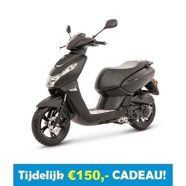 Peugeot Kisbee Black Edition 50 4T Euro 4