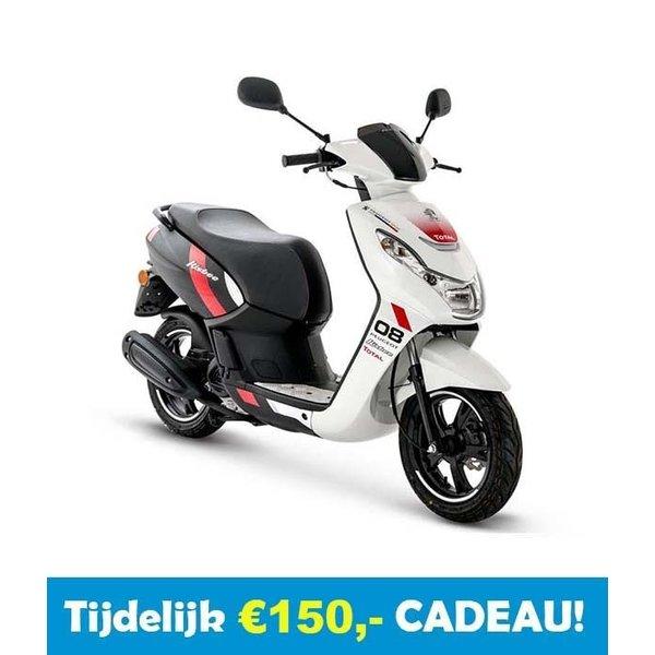 Peugeot Kisbee TCR 50 4T Euro 4