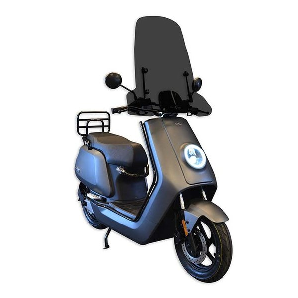 Niu N1S Elektrische Scooter Matgrijs Agosta