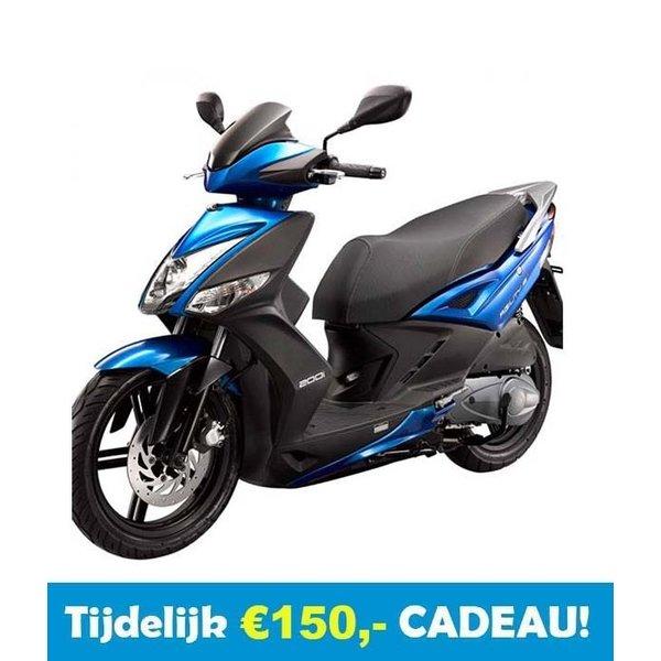 Kymco Agility 16 + 50 4T Euro 4