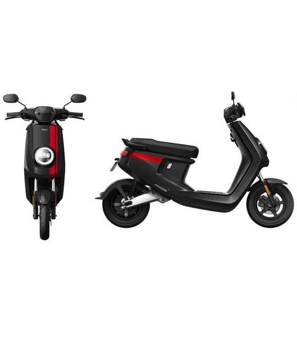 Niu Niu MQi+ Plus Lite Elektrische Scooter