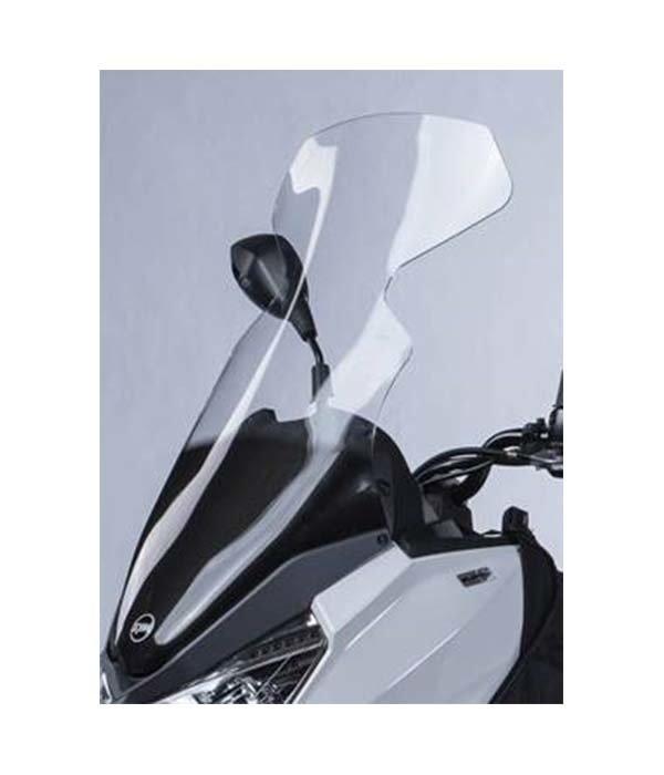 Sym Sym Jet 14 origineel smal hoog windscherm inclusief bevestigingsset