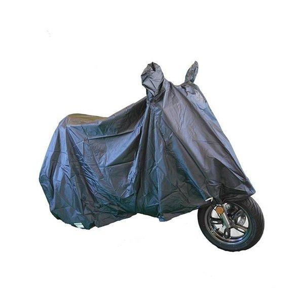 BTC Roma 50 4T Scooterhoes zonder windscherm ruimte van tucano