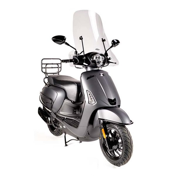 Kymco New Like 50 4T Euro 4 Matzwart Baranello