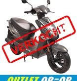 Kymco Kymco Agility FR lang 50 4T Euro 4 Oak Grijs - Snel leverbaar