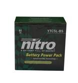 Nitro Kymco Vitality 50 4T Accu Gel van nitro