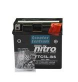 Nitro Aprilia RS4 50 Scooter Accu Gel van nitro