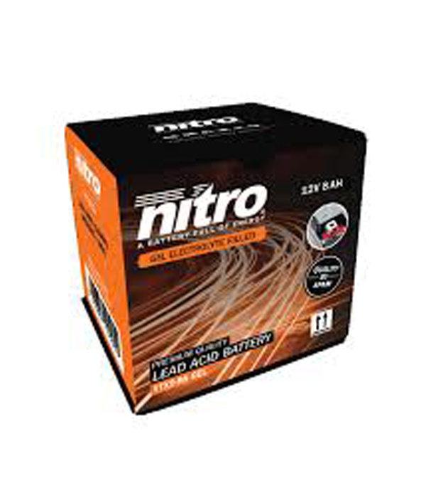 Nitro Accu YTX9-BS GEL