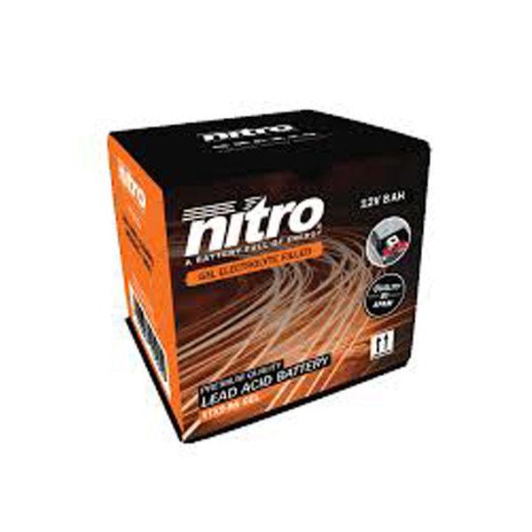 Piaggio Zip 50 4T Accu Gel van nitro
