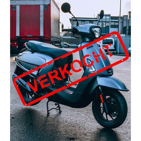 Kymco New Like 50 4T Matgrijs 45km/u '2020