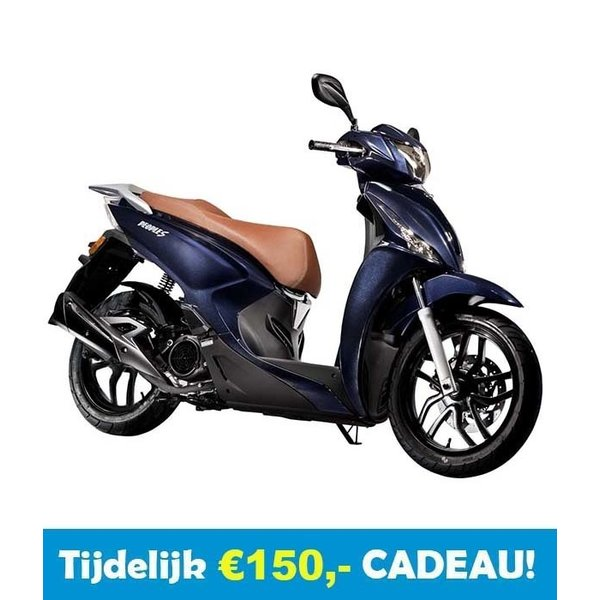 Kymco New People S 50 4T Euro 4