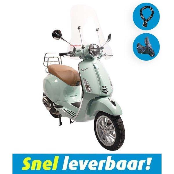 Vespa Primavera 50 4T Euro 5 RST Verde 350/a Summer Package deal