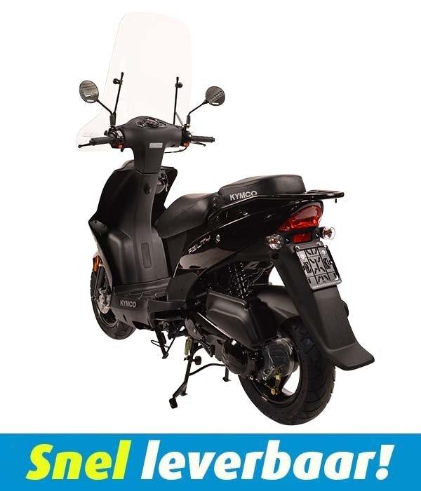 Kymco Kymco Agility FR klap 50 4T Zwart Package Deal