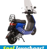 Niu Niu MQi+ Plus Sport Blauw Package Deal