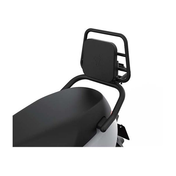 Segway E110SE Achterklapdrager zwart met zwart kussen