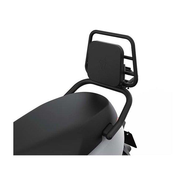 Segway E110S Achterklapdrager zwart met zwart kussen