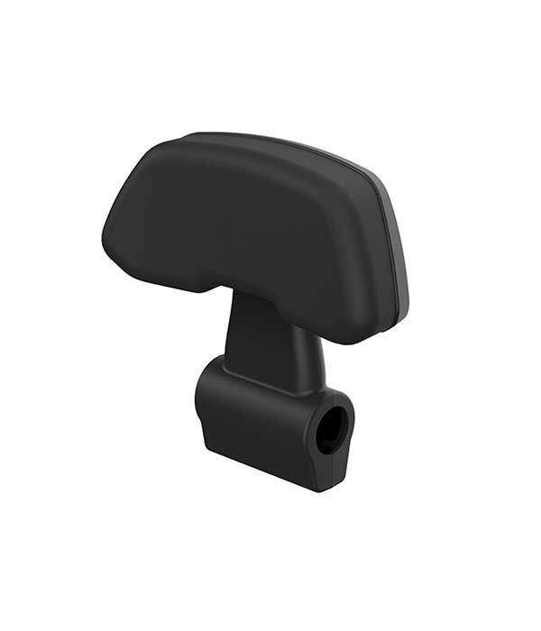 Segway Segway E125S rugsteun zwart met zwart kussen