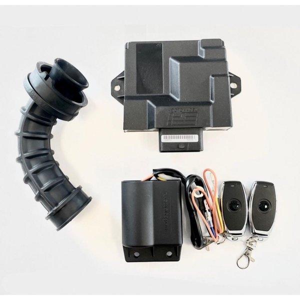Begrenzer Piaggio Zip 4T 3V IGET EURO5 met afstandsbediening