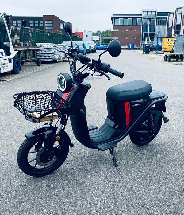 Niu Niu UQi Elektrische Scooter 25km/u '2020