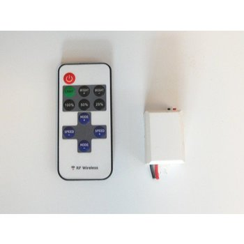 Télécommande radio pour le module de gradation + réception