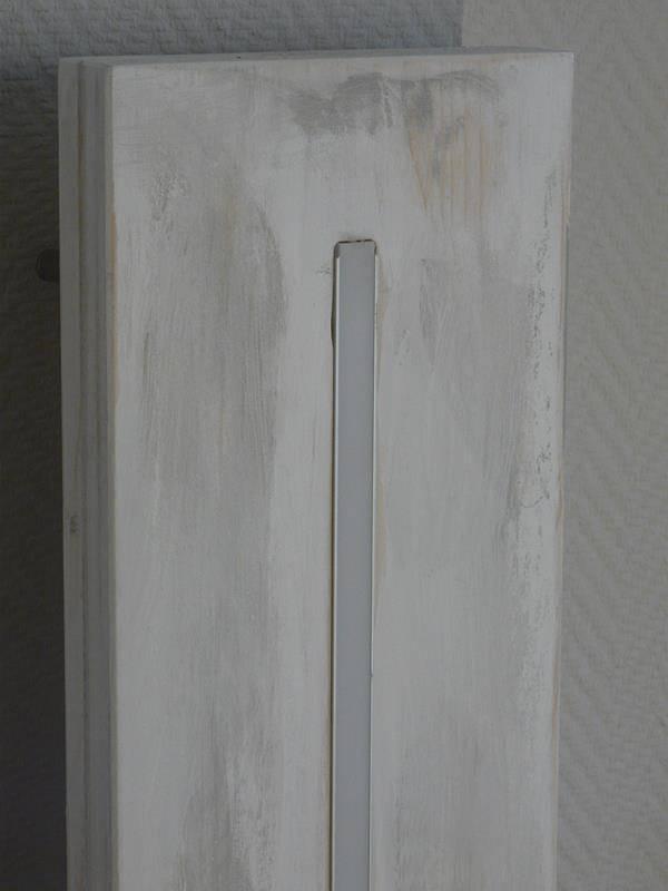 Hervorragend Shabby Shic Leuchte Holz - Luxina Licht RK31