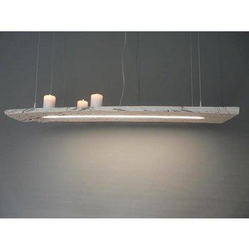 Shabby Chic Antique poutres lampe suspendue lumière