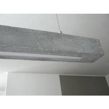 XL Led light concrete look ~ 180 cm