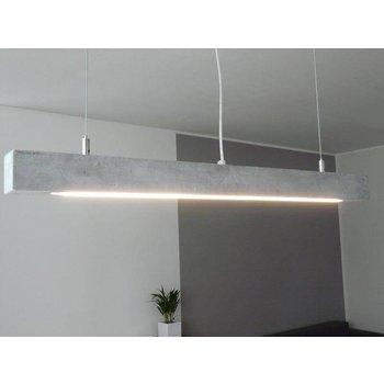 Lampe en béton ~ 80 cm