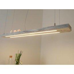 Shabby Chic Antique poutres Lampe suspendue lumière ~ 138 cm - Copy