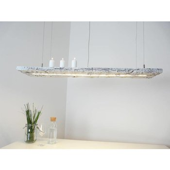 Suspension Shabby Chic Antique Beam Light