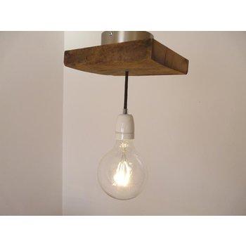 Lampe Deckenleuchte Holz