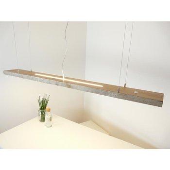 lampe suspendue rustique