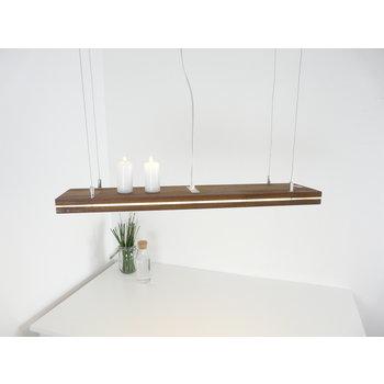 "Hanging lamp ""Sandwich"" acacia ~ 80 cm"