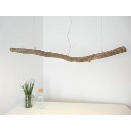 LED Treibholzlampe Hängeleuchte ~ 119 cm