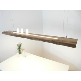 Suspension faite de poutres en chêne antique ~ 169 cm