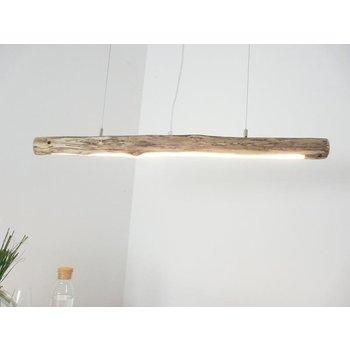 Lampe en bois flotté Lampe en bois flotté ~ 93 cm