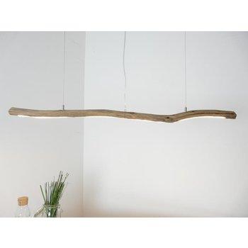 LED Treibholzlampe Hängeleuchte ~ 120 cm
