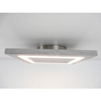 Led ceiling light concrete lamp 30 cm x 30 cm