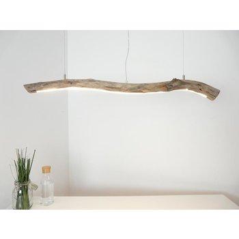 LED Treibholzlampe Hängeleuchte ~ 103 cm